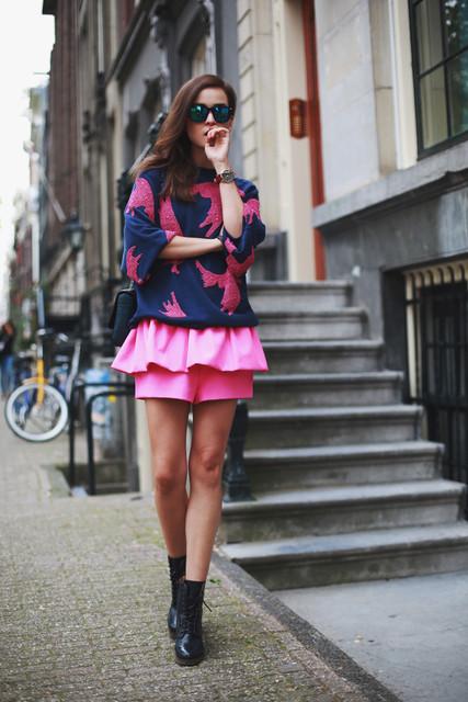 Lindas combinaciones de botas   Outfits para el Otoño