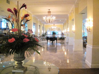 The Don Cesar Lobby