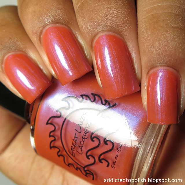great lakes lacquer the polish fair godmother