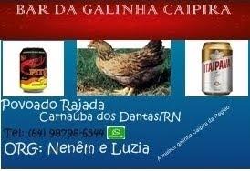[INFORME PUBLICITÁRIO] BAR DA GALINHA