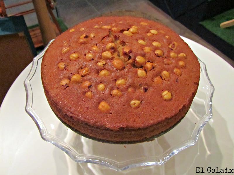 El Calaix, fet a mà - hand made: DIY: pastís de nutella
