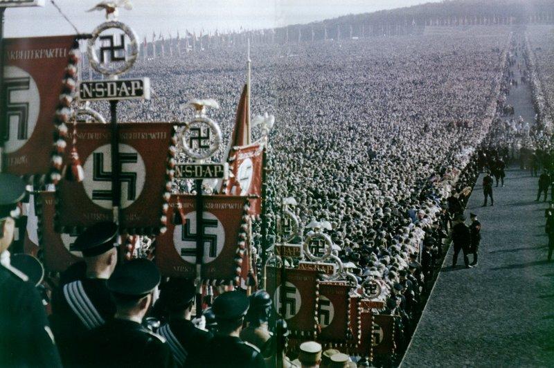Nuremberg Party Rally 1936 The 1936 Nuremberg Rally