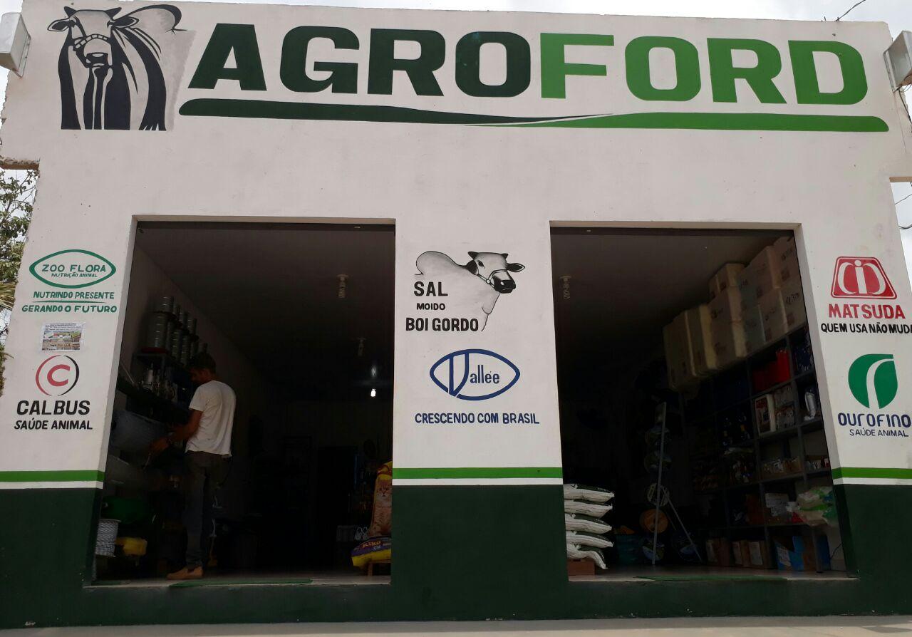 AGRO FORD - Fordlândia Pará