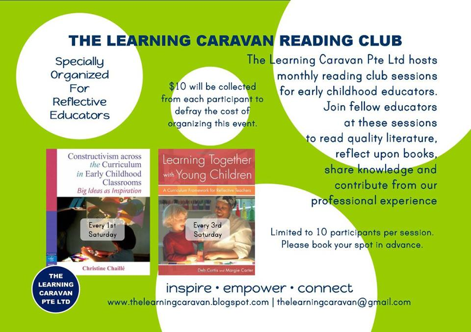 Reading Club for Early Childhood Educators