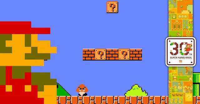 30 anos de Super Mário - Sucesso até hoje GzNkS30