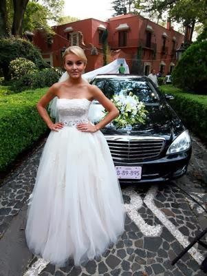lo que la vida me robo: se aproxima boda en lo que la vida me robo.