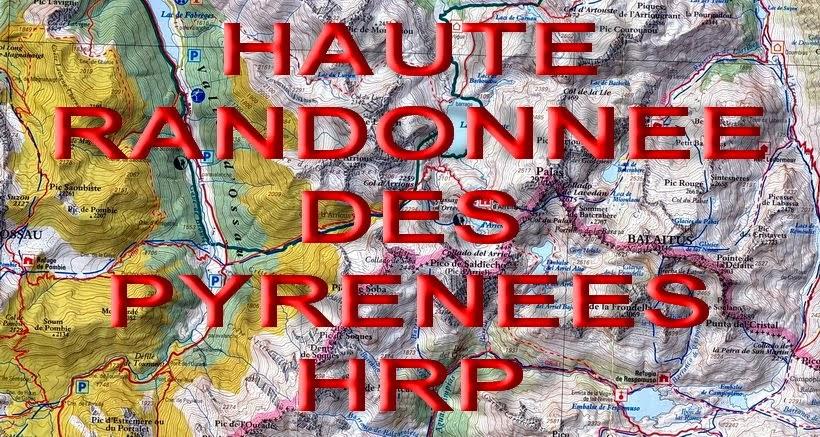 HAUTE RANDONNÉE DES PYRÉNÉES (H.R.P.)