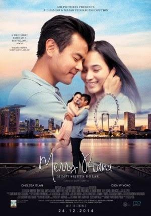 Film Merry Riana: Mimpi Sejuta Dolar 2014 di Bioskop