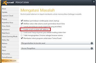 Register Avast Free Menjadi Pro 2050