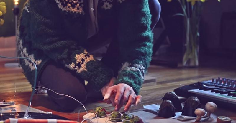 """j.viewz hat Massive Attacks """"Teardrop"""" mit Gemüse und Früchten gecovert"""