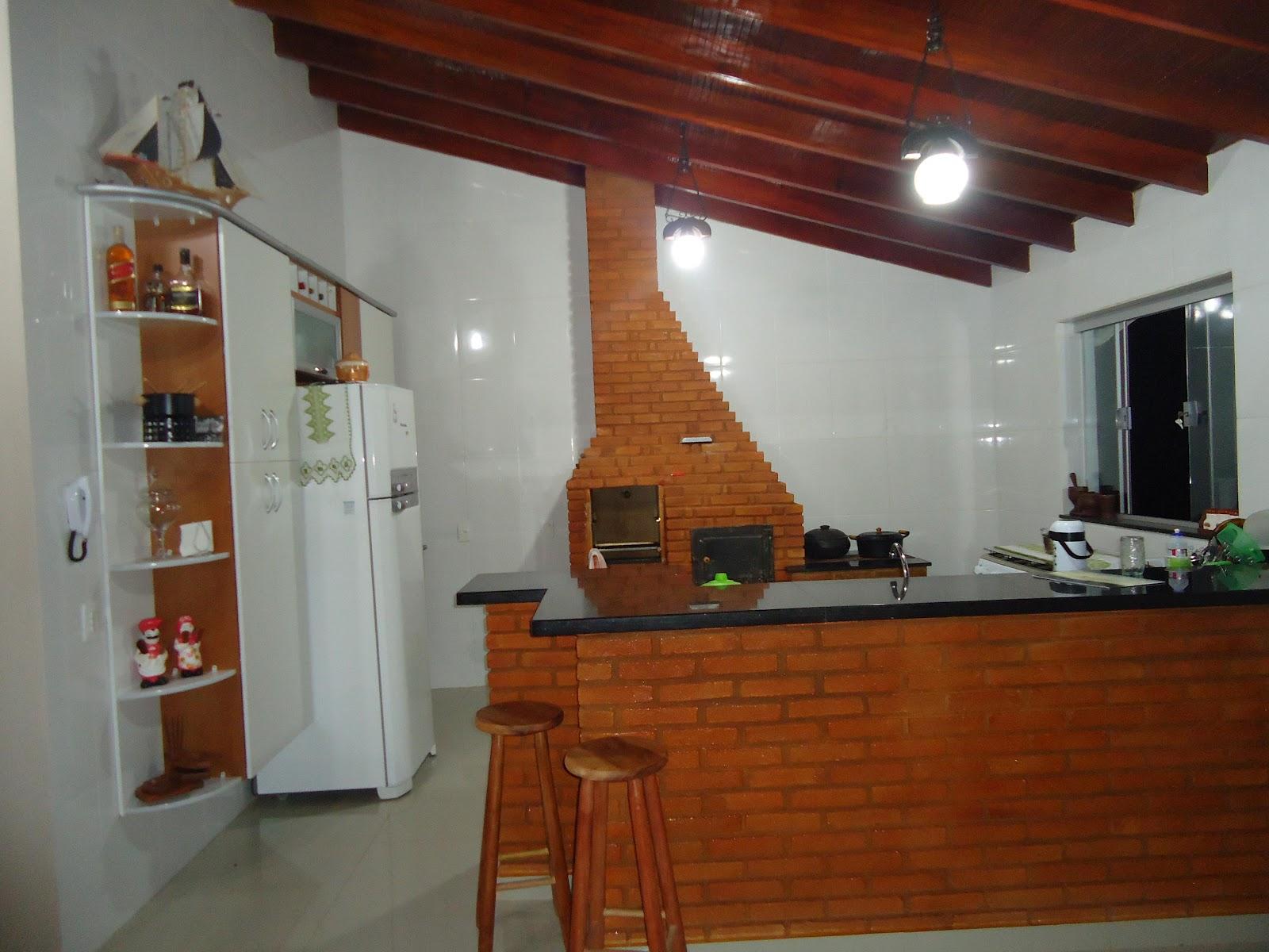 Aqui é a area de lazer e onde eu cozinho #6E3316 1600 1200