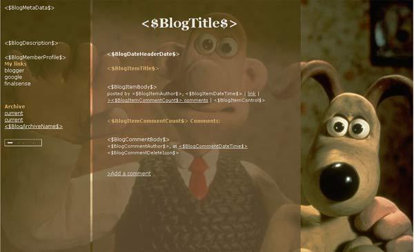 Bagaimana Cara Mengganti Template Blogspot?