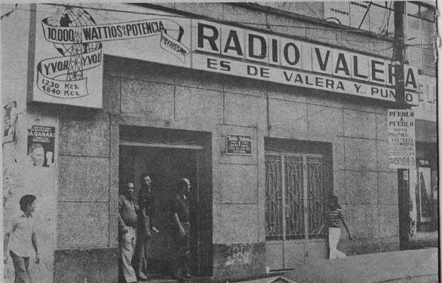 Radio Valera...la primogénita
