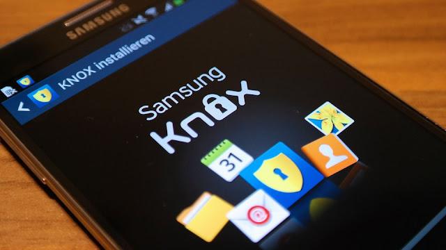 Organismo de defensa obtendrán Smartphone ultra seguro de Samsung