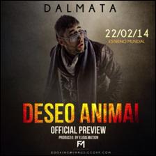 DALMATA-LANZA- PREVIEW-NUEVO-TEMA-DESEO-ANIMAL-2014