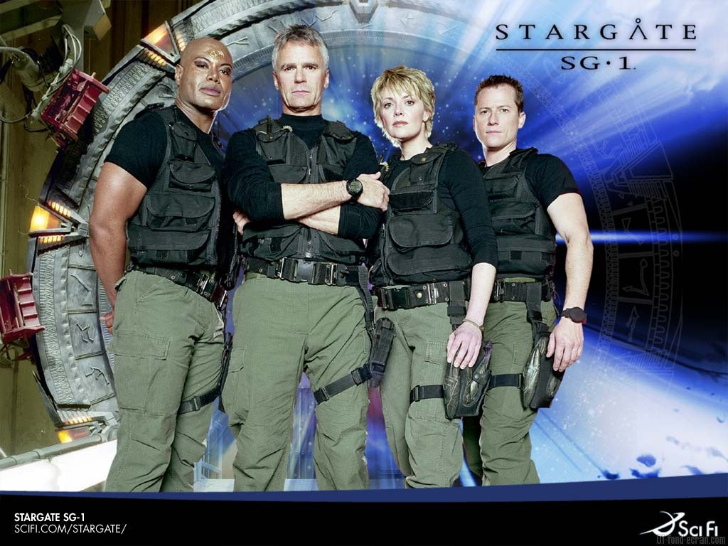 Stargate SG 1 1.sezon 1.Blm