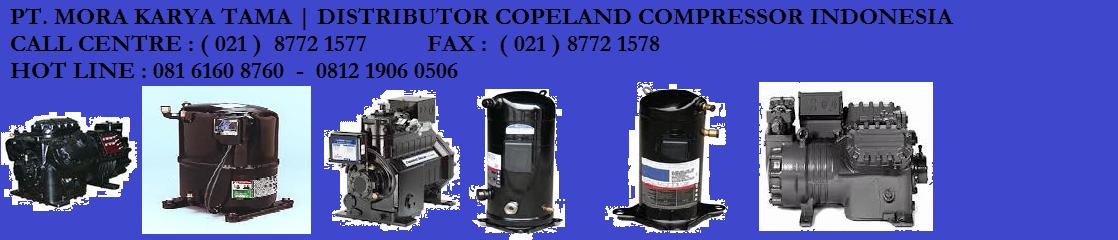 Compressor Copeland | PT. MORA KARYA TAMA