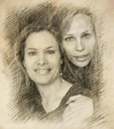 Dibujo Ana y Ana