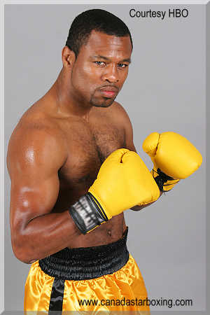 Sports Today Sugar Shane Mosley