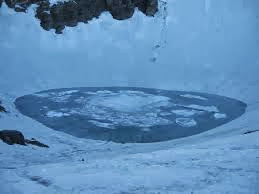 Skeleton lake - Uttrakhand