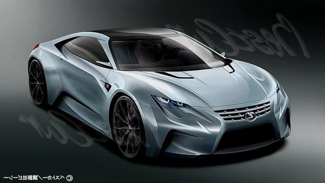 2016 Lexus Lfa