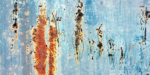Free Rust Metal Grunge Texture