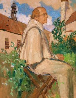 Monje Gregor Mendel