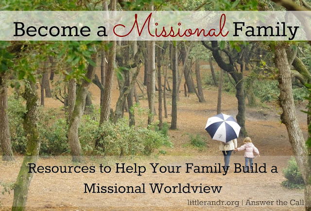 Become a Missional Family