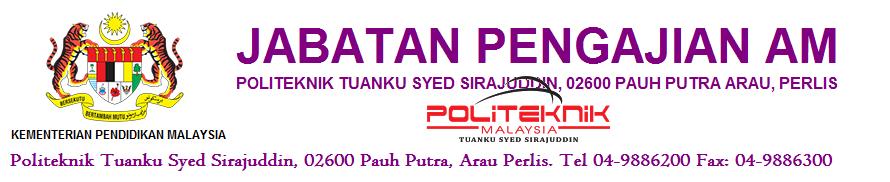 Jabatan Pengajian Am PTSS