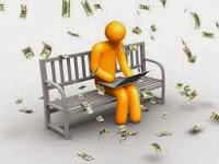gambar menghasilkan uang melalui blog