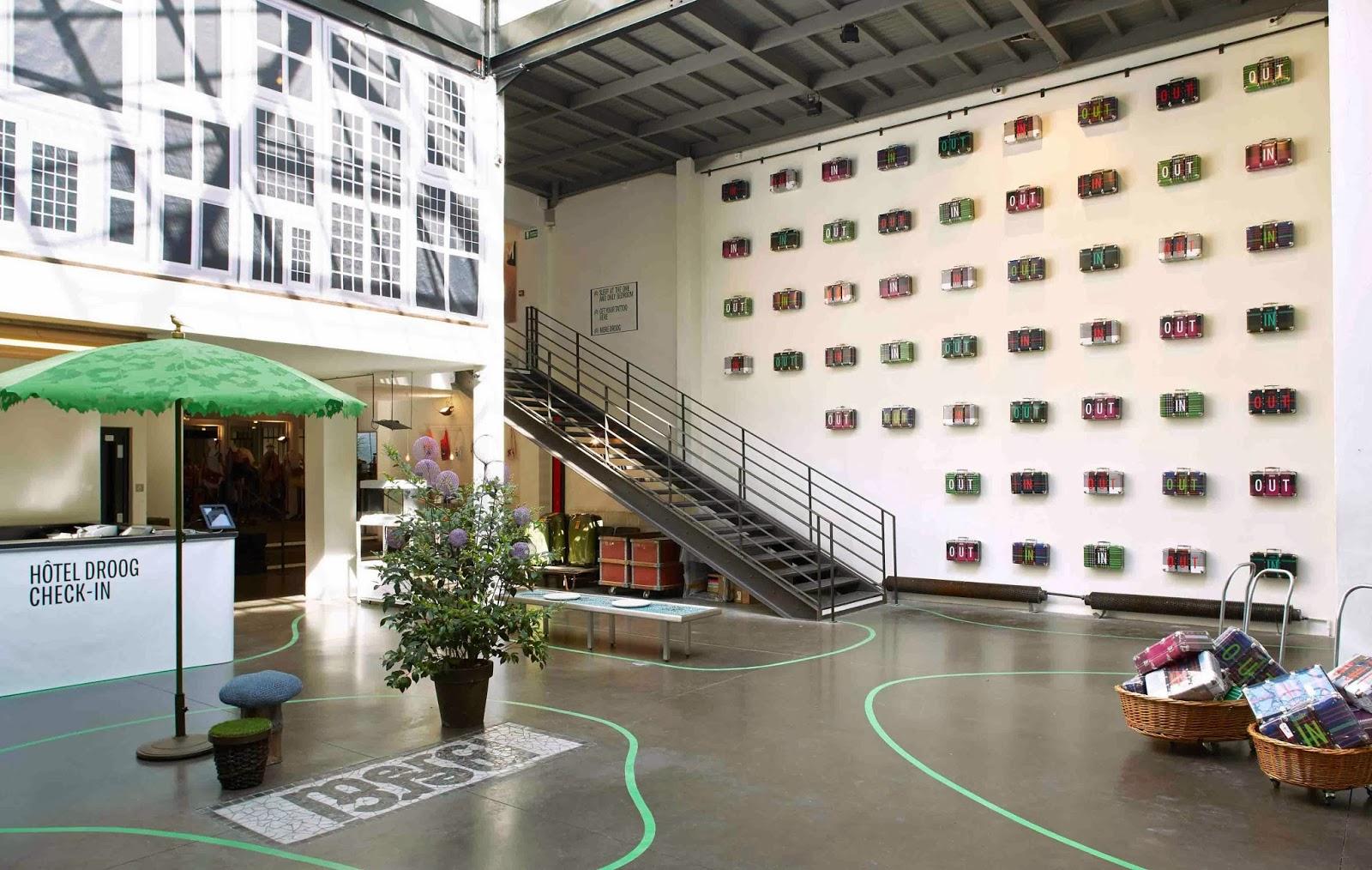 hotel droog amsterdam