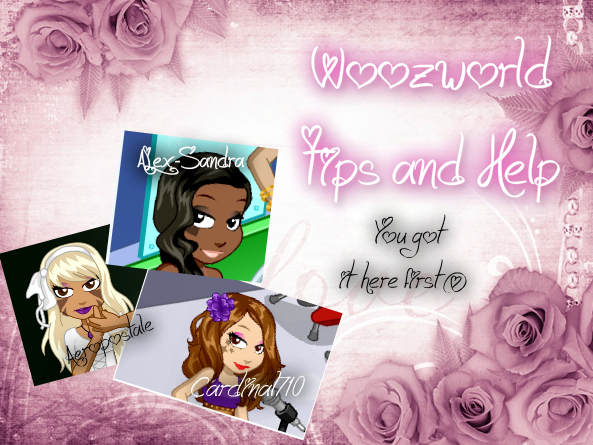 Woozworld Tips and Help
