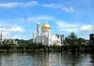 Brunei Golden mosque