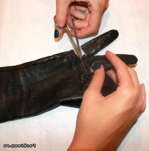 Ободки для волос своими руками