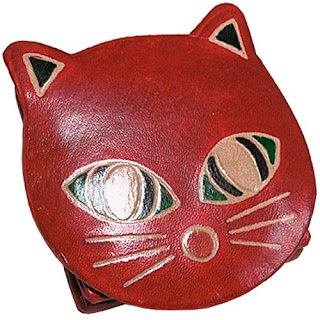Cat Coin Purse India