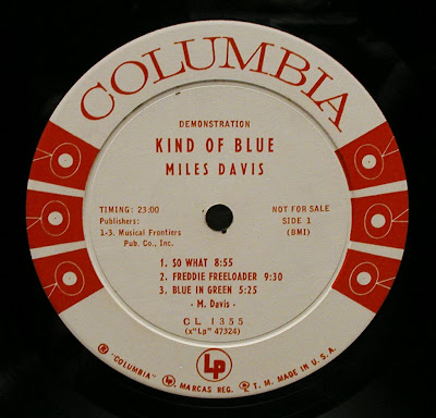 Miles Davis - Kind Of Blue (24-bit/96khz Vinyl)
