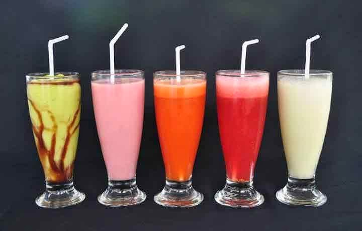 Weight Loss Five Drinks