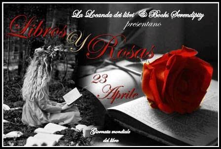 """""""Libros y Rosas"""" Scambio di libri"""