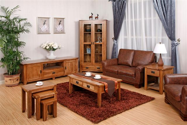 oak living room furniture furniture. Black Bedroom Furniture Sets. Home Design Ideas