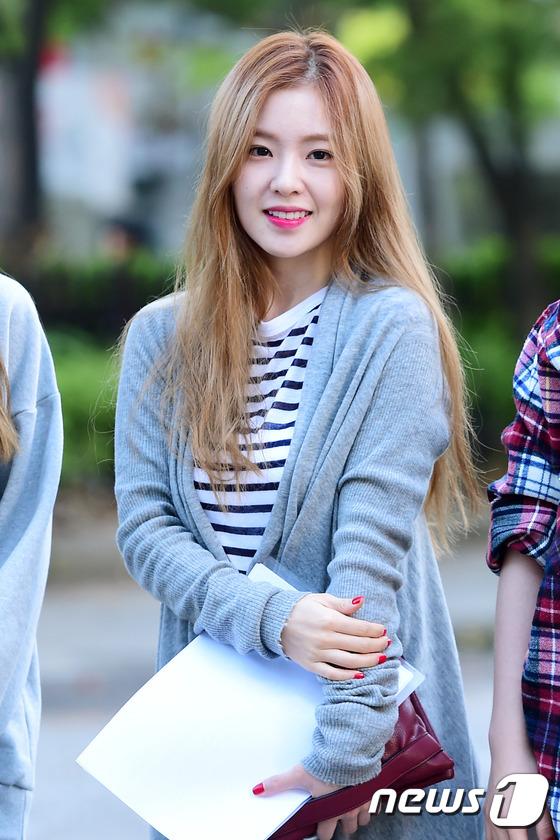 I Love Red Velvet BAE IRENE OTW KBS MUBANK