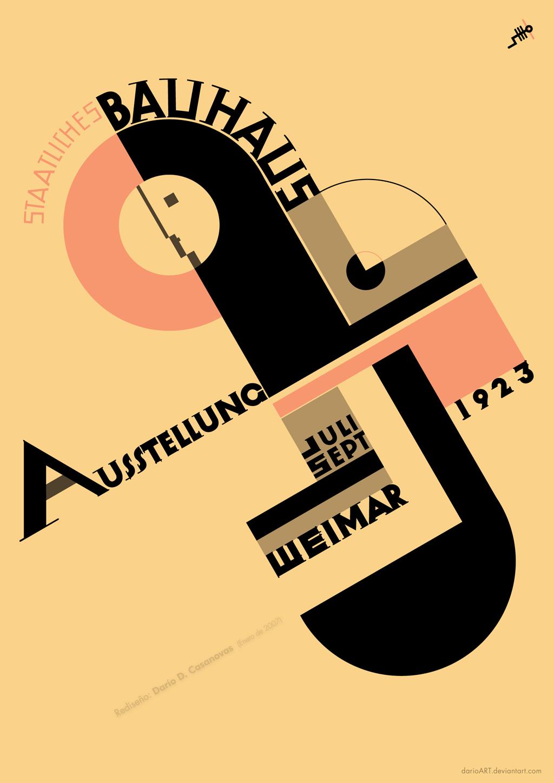 Benjamin c carr bauhaus for Bauhaus pictures