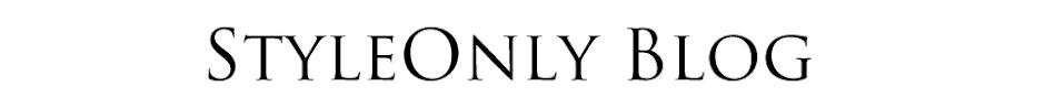 StyleOnly Blog