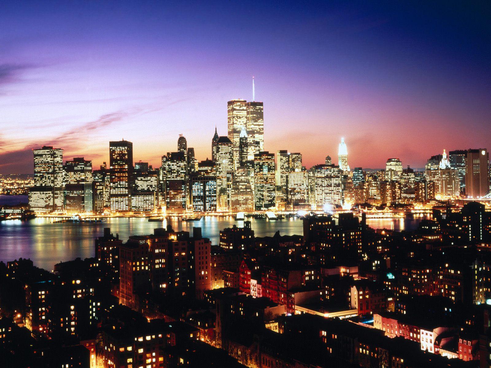 MarqueeKota Kota Yang Terang Indah Di Malam Hari Marquee