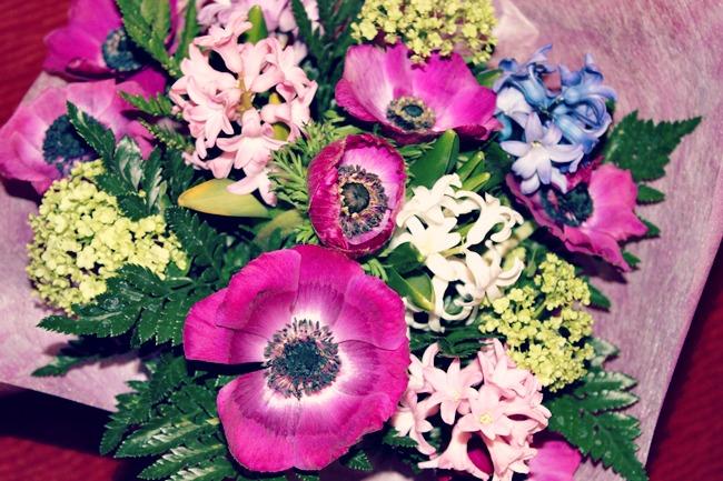 Instagram @lelazivanovic. Beautiful bouquet. Lepi buketi cveca.
