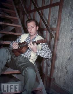 pat boone ukulele