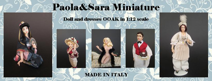 Paola & Sara Miniature