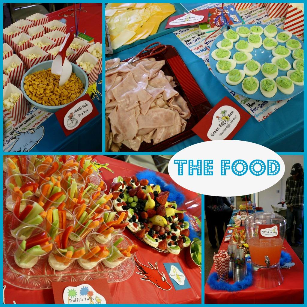 Dr Seuss Party Food Ideas   Car Interior Design