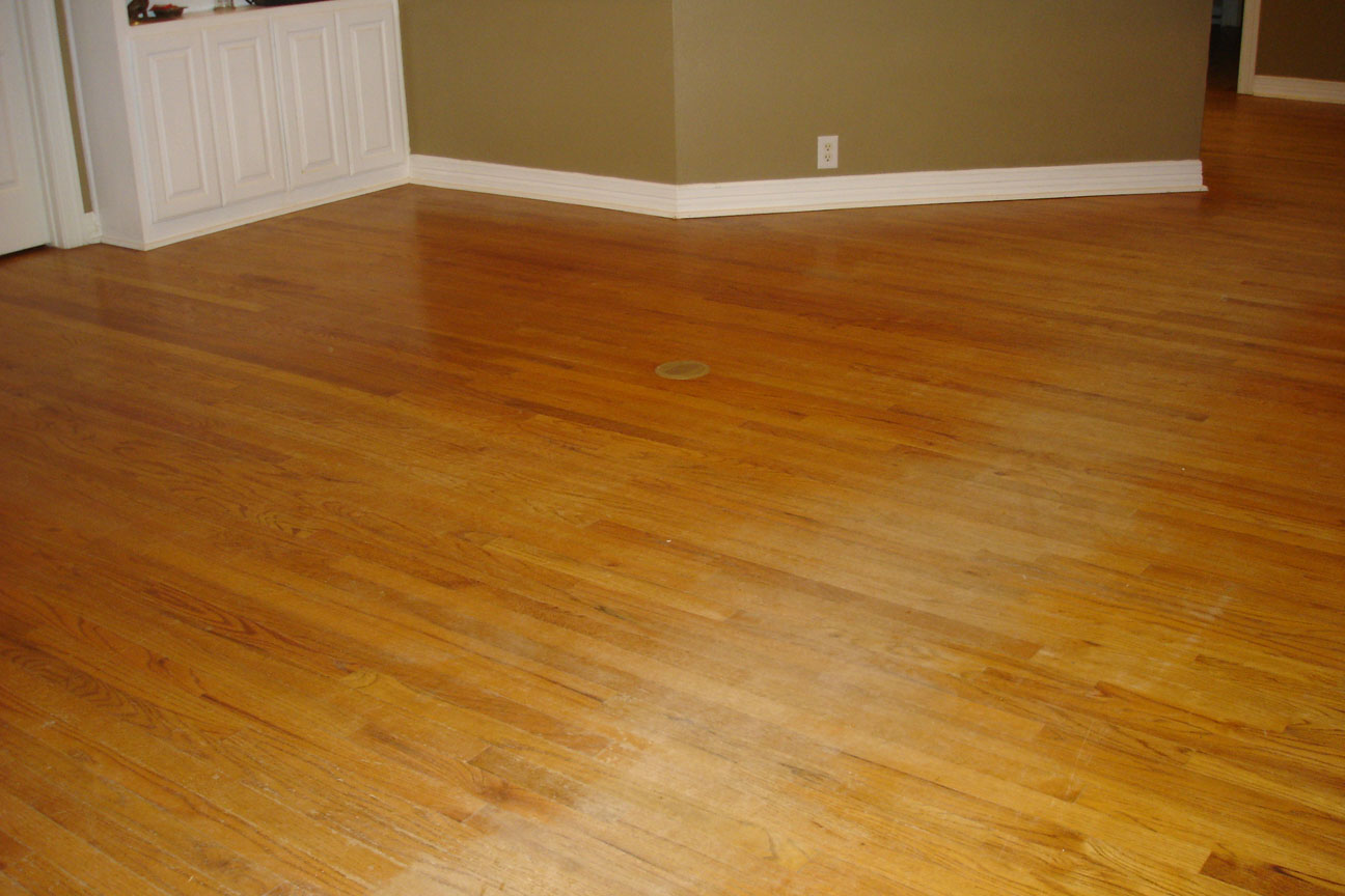 Maria Zannini Wood Floor Refurbishing It Worked