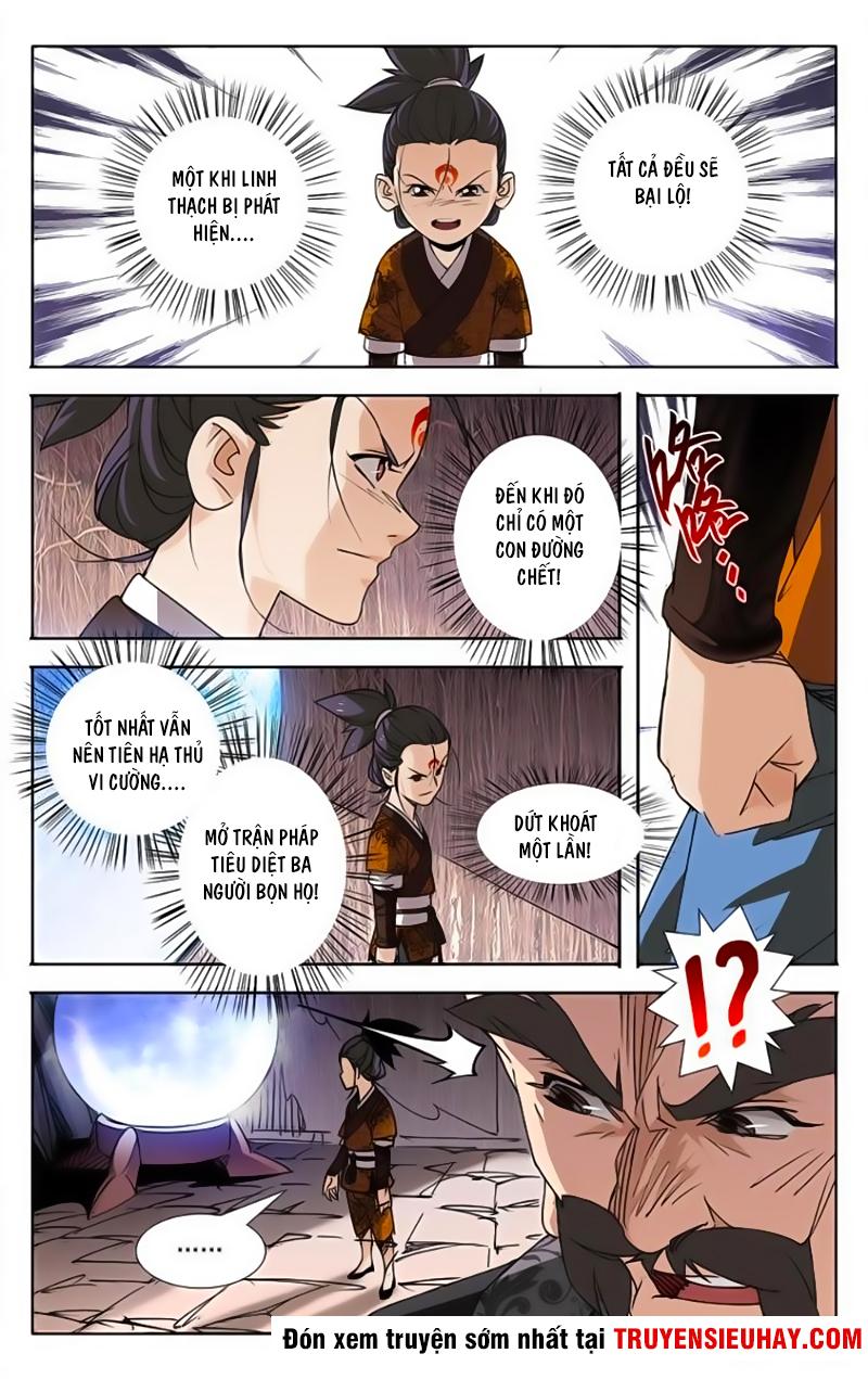 Trảm Đạo Kỷ trang 2