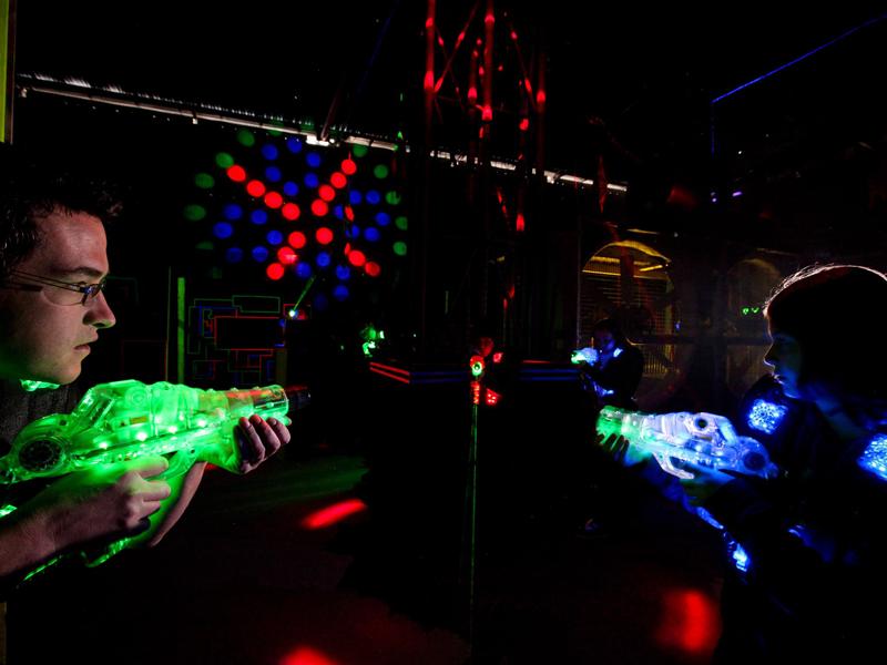 22 nuevas modalidades de juego de Laser Game